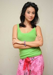 toket Laudya Chintya Bella