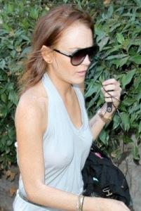 Lindsay Lohan sex